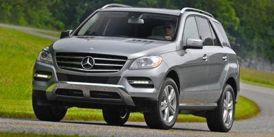 2015 Mercedes Benz ML350, 4MATIC 4 Door ...