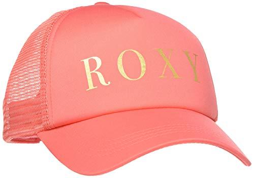 Roxy Soulrocker - Gorra Trucker Gorra Trucker, Mujer, Deep Sea Coral, 1SZ