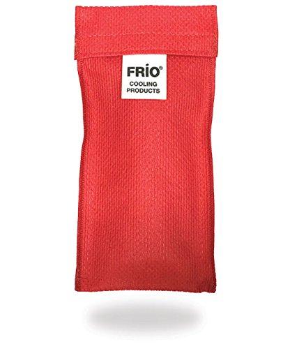Frio dubbele koeltas voor Insulin, 8 x 18 cm rood