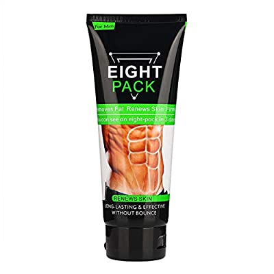 170g Weight Loss Cream for Man&Women, Fat Burning Muscle Belly Anti Cellulite Creams, Perfect Train Hips and Abdomen, Firming Muscle Cream, Shaping the Perfect Size, Unisex Slimming Cream from Salmue