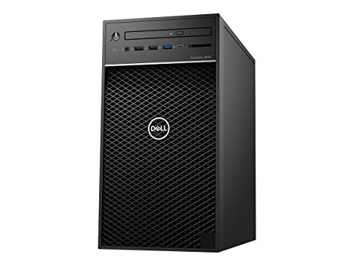 Dell Precision 3630 Workstation Intel 8th Gen i7-8700K 6-Core 3.70GHz (Up to 4.70GHz) 16GB DDR4-2666MHz Memory 512GB NVMe PCIe SSD Windows 10 Pro