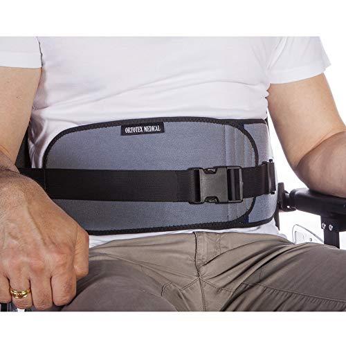 Sicherheitsgurt | für Rollstuhl | Grau | Mobiclinic