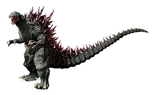 Gigantic series Sakai Yuji modeling collection Godzilla 1999 (Godzilla 2000) total length of about 700mm PVC Pre-painted figure some prefabricated