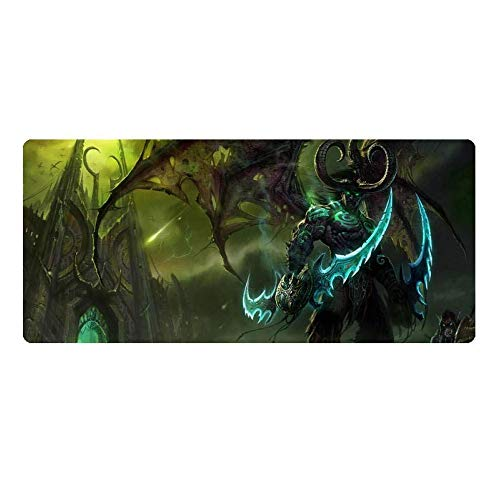 CFTGB Gaming-muismat World of Warcraft GUAU Illidan gaming-muis (mat)