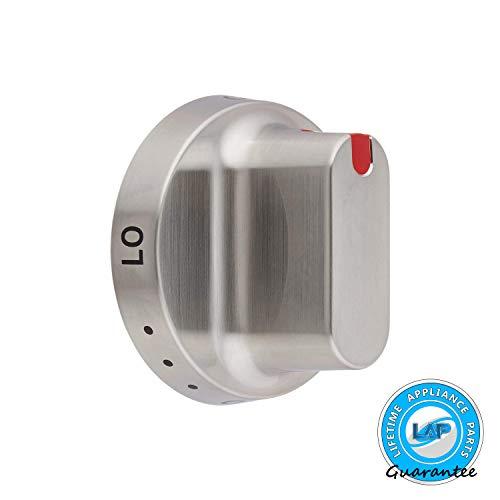 Lifetime Appliance DG64-00347B Dial Knob for Samsung Range Oven - DG64-00472B