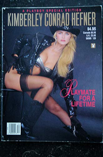 PLAYBOY SPECIAL EDITION KIMBERLEY CONRAD HEFNER 1989 12