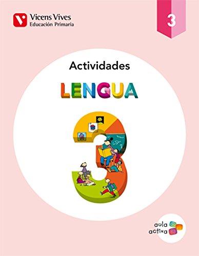 Lengua 3 Actividades (aula Activa) - 9788468220536
