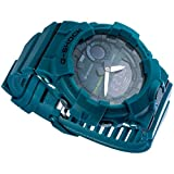 Casio G-Shock Green Dial Polyurethane Strap Men's Watch GBA-800-3A