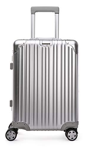 Tamaño de cabina de maleta de aluminio, tamaño...