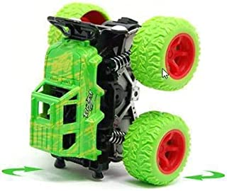 BeautyFly Mini Monster Trucks Friction Powered Cars (Multicolor, Pack of: 1)