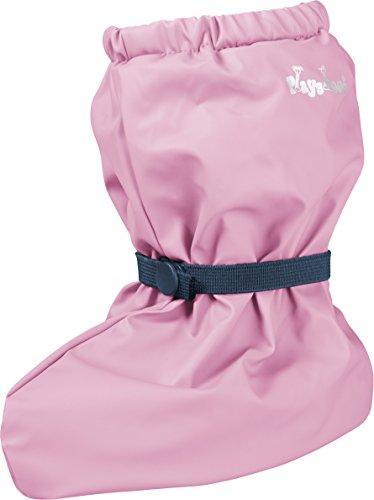 Playshoes Unisex Baby mit Fleece-Futter leichte Krabbel-Schuhe, Pink (rosa 14), Small