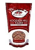 Hoosier Hill Farm Finissimo cioccolato al latte belga (2,5 kg) adatto per fontana di cioccolato - fonduta di cioccolato - cottura al forno