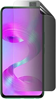 Celicious Privacy 2-Way Anti-Spy Filter Screen Protector Film Compatible with Infinix S5 Pro
