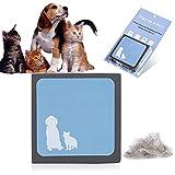 EPROICKS Quitapelos para Mascotas, Pet Hair Remover, Cepillo removedor de Pelo para Mascotas, Adecuado para Alfombras, Ropa, Sofás, etc, Reutilizable, Removedor de Pelo para Perros, Lavable