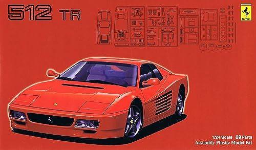 Ferrari 512TR (Model Car) Fujimi Real Sports Car RS-72 1 24