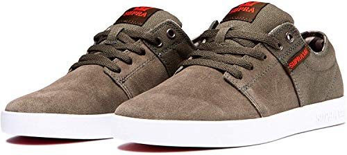 Supra Stacks II, Zapatillas de Skateboard Unisex Adulto