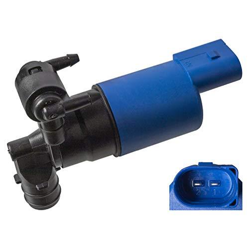 febi bilstein 170096 Waschwasserpumpe für Scheinwerferreinigungsanlage, mit Dichtring, 1 Stück