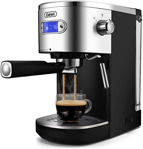 Espresso Machines 20 Bar Fast Heating Cappuccino...
