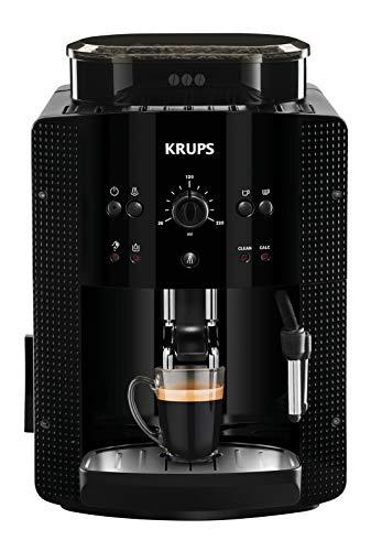 Krups EA81R8 Essential Cafetera súper-au...