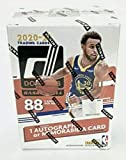 2020-21 Panini Donruss NBA Basketball Factory Sealed Blaster Box 88 Trading Cards 11 Packs of 8 Cards. Find 1 Autograph or Memorabilia Card Per Box on Averag... rookie card picture