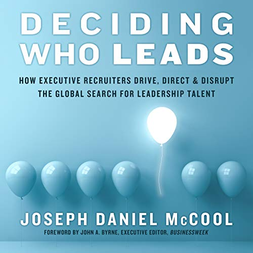 Deciding Who Leads  By  cover art