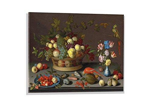 Image sur verre: Balthasar van der Ast \