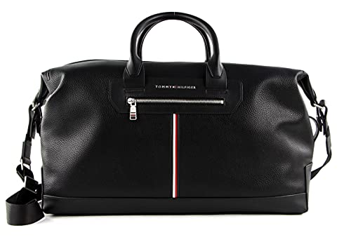 Tommy Hilfiger TH Downtown Duffle Black