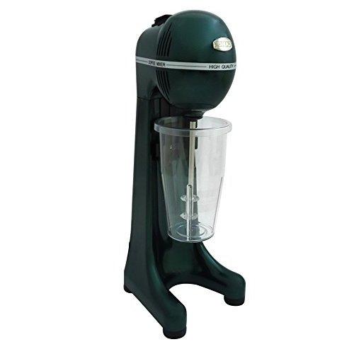 Johny 's AK/2–2t-ral-g (enchufe Reino Unido) verde comercial de 2velocidades mezclador de bebidas (Frappe eléctrica–frapiera) (hecho en Grecia)