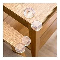 Child 4個の子供の赤ちゃんの安全シリコーン家具プロテクターテーブルの端コーナーガード保護カバー子供の保証コーナーガード Furniture Table Safety (Color : Spherical Shape)