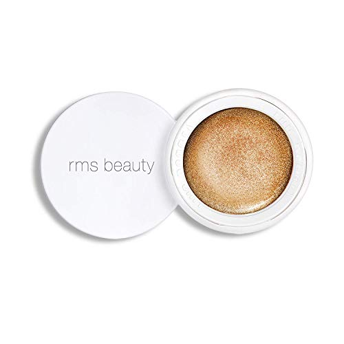 RMS Beauty Eye Polish - Natural Cream Eyeshadow Makeup Formulated with Natural & Moisturizing Base, Cruelty-Free - Solar (4.25g/0.15oz)