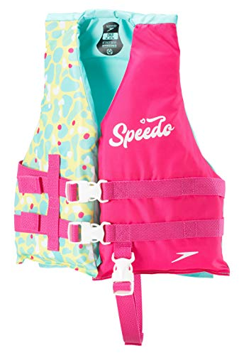 Speedo Unisex-Child Swim Flotation Life Vest