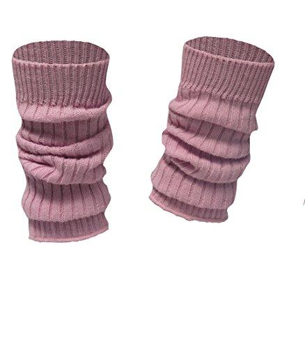 socken-und-mehr Kinderstulpen in vielen Farben rosa