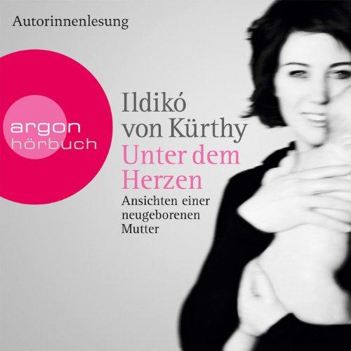 Unter dem Herzen audiobook cover art