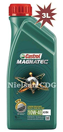 Castrol Magnatec 10W-40 - Aceite de Motor