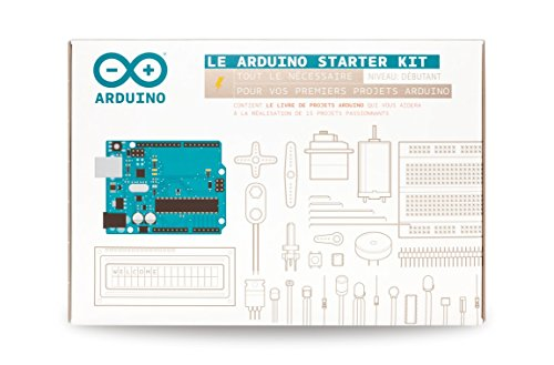 Arduino Starter Kit For Beginner K020007 [French Projects Book]