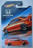 Hot Wheels Honda Series 2018 Release, Orange Honda Civic SI 3/8
