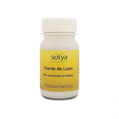 Sotya - Diente de León 500 mg 100 comprimidos