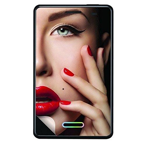 Aiino Pellicola Adesiva Protettiva Schermo Display Accessorio per Smartphone Cellulare Lg Optimus L3 Ii - Mirror, Specchio