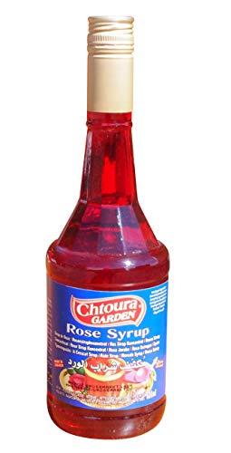 Chtoura Garden - Rosensirup - Rose Syrup (600ml)