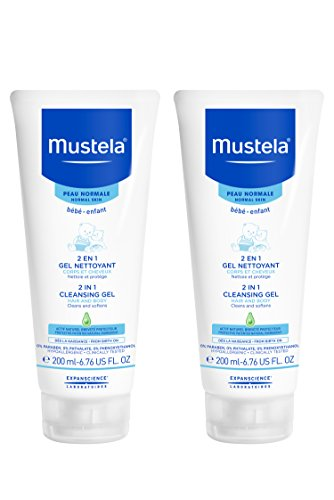 Mustela 2-in-1 Cleansing Gel