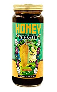 ✅ QUALITY We use only the Greatest Black Seed With Non GMO Unrefined & Unfiltered,No Preservatives & Artificial Color For this Honey Seed Oil blend Product of USA ✅ INGREDIENTS: Mixed and Infused With Wild and Manuka Honey, Black Seed Oil, Bee Propol...