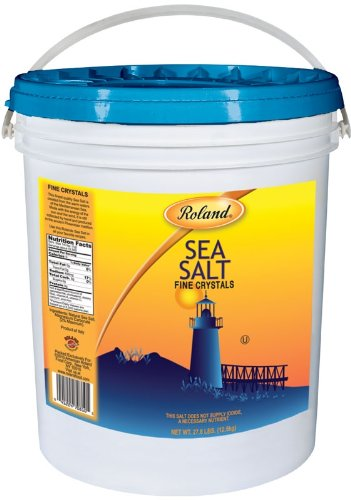 Roland Foods Sea Salt Fine Food Specialty Max 70% Super beauty product restock quality top! OFF 27 Imported Crystal