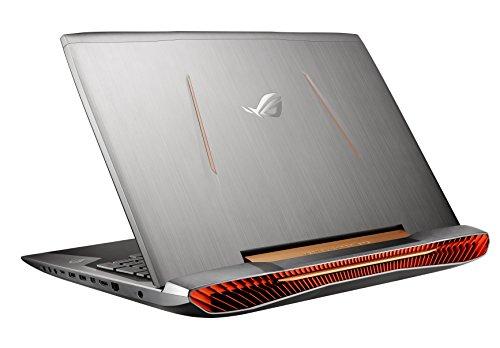 ASUS ROG G752VS-XB72K - OC Edition 17.3-Inch Gaming Laptop (i7-6820HK, 32GB RAM w/256 GB SSD + 1TB, Windows 10), Copper Titanium
