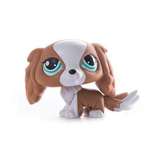 JiYanTang Littlest Pet Shop Toys Tienda de Mascotas Juguetes LPSMuñecas Gato Cocker Spaniel...