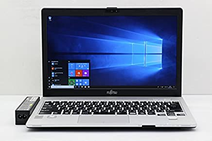 【中古】 富士通 LIFEBOOK S904/J Core i5 4300U 1.9GHz/4GB/320GB/Multi/13.3W/FHD(1920x1080)/Win10 キーボード不良