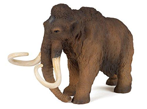Papo 55017 Mammut DIE Dinosaurier Figur, Mehrfarben