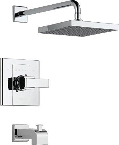 Delta Faucet T14486-SHQ Arzo, Monitor 14 Series Tub and Shower Trim, Chrome