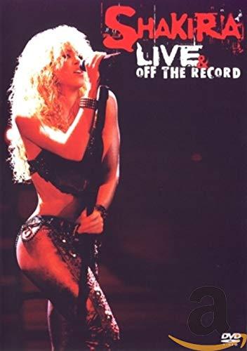 Shakira - Live & Off the Record [Alemania] [DVD]