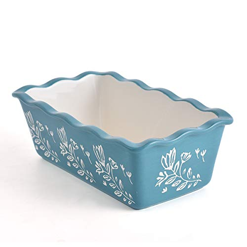 Sagoskat Loaf Pan Bread Pan Ceramic loaf pans for baking Porcelain Baking Pans Nonstick Bread Pans for Baking