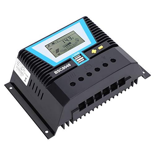 Regulador solar Regulador solar 80A fuerte y duradero